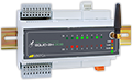 GSM-маршрутизатор SQUID для диспетчерского контроля и управления с интегрированными входами\выходами