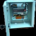 Шкаф - GSM управления уличным освещением